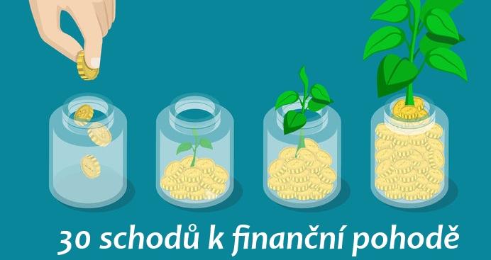 30 schodů k finanční pohodě